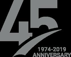 1974-2019 Anniversary